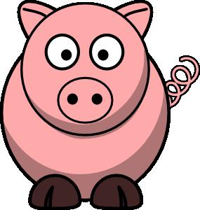 1245696592590661388bloodsong_Pig-RoundCartoon.svg.med